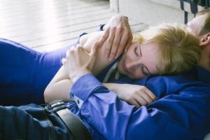 Sind Ecksofas für Pärchen bequem zum schlafen?